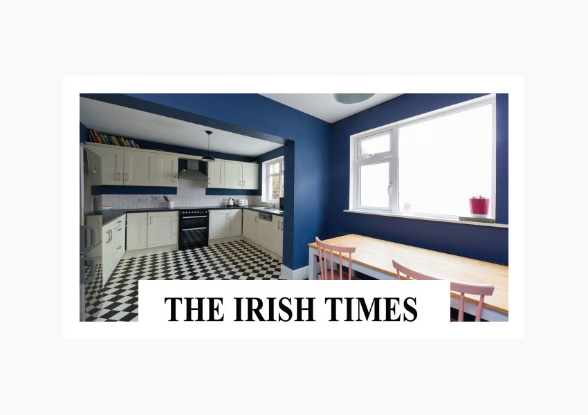 The irish times homes property feature ballsbridge